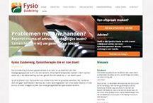 Fysiotherapie Zuidereng Ede / Website www.fysiozuidereng.nl gemaakt door NoviSites