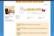 Vlindertuin Uden / Website www.vlindertuin-uden.nl gemaakt door NoviSites