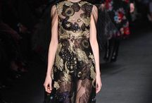 couture et models / Haute couture, faces, famous people