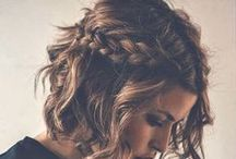 Hair styles & ideas