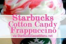 Starbucks secret drinks
