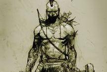 Concept Art - Character Design