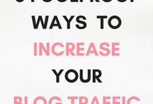 Blog Traffic / How to get blog traffic, blog traffic tips, increase blog traffic.