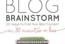 Blog Content / Blog content ideas, blog content strategy, blog content planner, blog content inspiration.