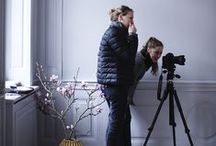 A/W 2015 Behind the scenes