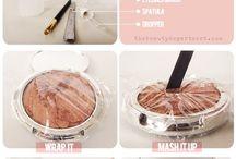 Astuce maquillage / Idée Maquillage