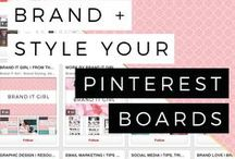 Pinterest / How to use Pinterest, Pinterest tips, Pinterest for bloggers, Pinterest marketing.