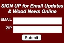 Weekly Emails from Highland Woodworking / Sign-up for our weekly email list and receive helpful woodworking emails with deals, project ideas, woodworking tips, and much more! http://www.highlandwoodworking.com/woodnews/archive/subscribe.html