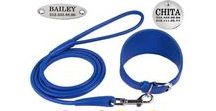 Soft Padded Leather Leash & Collar / These collar are designed for Whippet, Lurcher, Borzoi and Greyhound but also can be used with other dog breeds. Soft padding provides a cushioning and classy look.