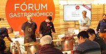 Forum Gastronómico Coruña 2017 / En este tablero os mostramos nuestro resumen del Fórum Gastronómico Coruña 2017 en imágenes. Ponencias, showcookings, talleres y feria.