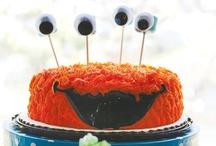 Party! / Party cakes e party decoration ideas! Many many many many fondant covered cakes!