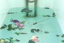 le salle de bain/bath room / by Nochi Ueha