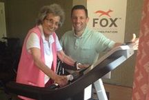 Exercise in Older Adults / Information about exercises older adults can do, or the benefits of exercise in older adults.    Pins/Repins do not necessarily indicate endorsement. Please seek medical advice from your physician.