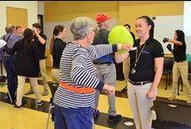 Physical Therapy - PT and PTA / Pins relevant to physical therapists and physical therapist assistants.   Pins/Repins do not necessarily indicate endorsement. For information only.