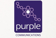 Our Work - Purple Communications – Rebranding / Acumen Design rebrand a telecommunications company to compete against bigger rivals.