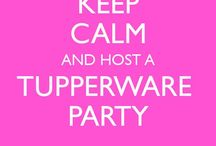 Tupperware / I love Tupperware -the parties, the product, the people! / by Regina Walker