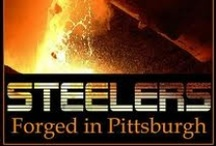 Pittsburgh Steelers / This is the only sports my parents watched when I was a kid  growing up so Heck Yes I'm a Steelers fan and have been all my life!!! / by Margie Smith