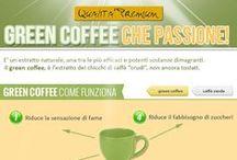 Caffè verde / Una sezione dedicata all'utilizzo dell'integratore naturale al 100%, il caffè verde (green coffee)