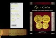 Rare Coins / Some of the finest rare Gold and Silver coins. (All coin photos copyrighted by Austin Rare Coins, Inc.) You can also find these or similar rare coins at: www.RareCoins.com & www.AustinCoins.com - 1-800-550-6314!