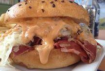 Sunday Fundaze Burgers / Our weekly Sunday Burgers.