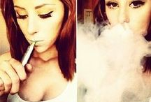 "Women who vape / Follow all of our boards to be invited to pin onto the board ""Women Who Vape""!!! ...We will add you to be a pinner on ""Women Who Vape""! / by SweetSpotVapor"