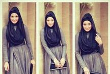 Beauty of Hijabi Fashion