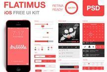 Design freebies / Design UI; Assets; Freebies