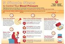 Diabetes & Heart Disease / Information and helpful tips for people who have or who are at risk for diabetes or heart disease.   Pins/Repins do not necessarily indicate endorsement. Please seek medical advice from your physician.