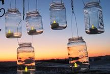 Recycle mason jar