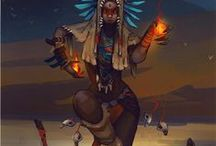 A shaman's journey