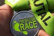Predator Race Brutal 10km+ Obora 26 4 2015 / Predator Race Brutal. Extrémní překážkový běžecký závod. Trasa 10km+. Překážek 25+.