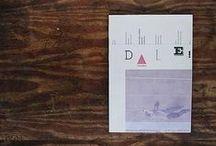 Graphic Design / Editorial / Layout, Magazine, Book Design