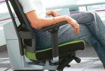 Ergonomie im Büro / Produkte und Lösungen für bessere Ergonomie im Büro.