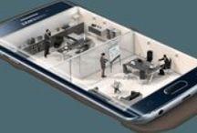 Innovation im Büro / Neue Produkte für ein angenehmeres Arbeiten im Büro.