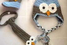 Идеи вязания / Вяжем красивые и необычные вещи
