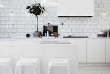 white kitchen inspiration