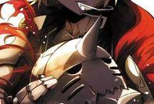 fullmetal alchemist / Fan art of the greatest anime there is! \(^○^)人(^○^)/
