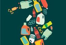 Plastic Pollution / Initiative against worldwide over and underwater plastic pollution.