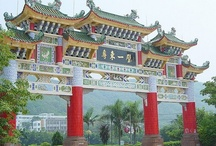 Chaozhou 潮州 - China / The Chaozhou dialect (潮州話) is spoken by about 10 million people in Chaozhou and approximately 2-5 million people around the world. Thirty percent of the Chinese in Vietnam speak this dialect. Chaozhou people are the largest ethnic Chinese group in Thailand and Cambodia; and the second largest ethnic Chinese group in Singapore, after the Hokkien.  / by Thomas Jay Kemp