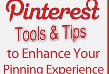Pinterest Info. Tools & Tips / Pinterest Information, Tools and Tips