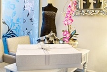 Amanda Ferri Showroom / Evening Wear Showroom on the La Lucia Ridge. Beautiful dresses for special occasions