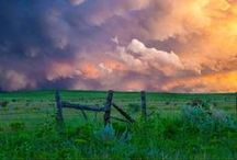 I Love Skyscapes / Beautiful sky and outdoor scenes