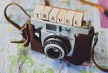 Travel bug / Wander lust  http://wanderlustgypsies.wordpress.com/ / by Manic Pixie
