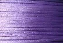 filati + fili e nastri di raso