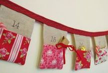 Sewing for Christmas / Christmas things for you to sew