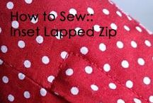Sewing Tutorials to Extend