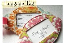 Sewing for Travel / Take some handmade goodness when you travel