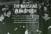 The Marshall Plan / Resources for understanding the Marshall Plan