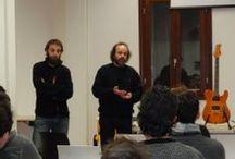 """Corso """"Viaggio nell'elettroacustica Musicale"""" / Corso """"Viaggio nell'elettroacustica Musicale"""" Spezzano Fiorano Modenese (Mo) Febbraio/Marzo/Aprile 2014"""
