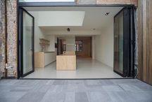 4-MAIL | folding door - vouwdeur / Architecture | folding door - vouwdeur